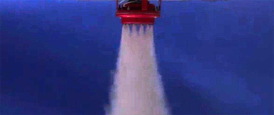 Модули аэрозольного пожаротушения