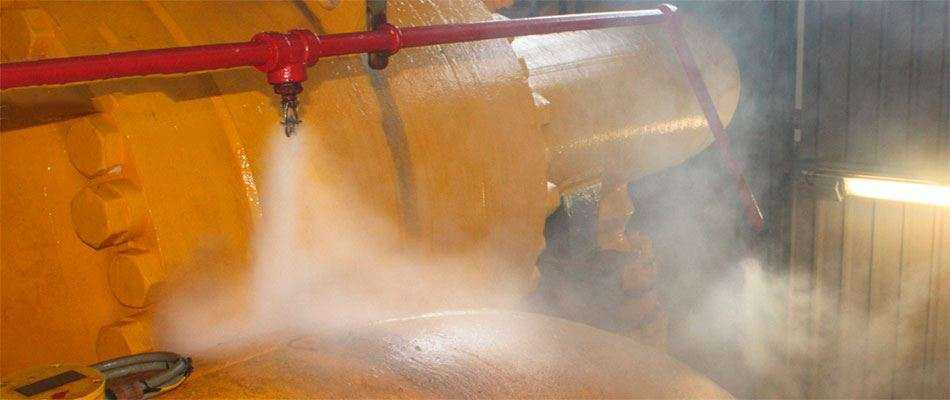 Дренчерные установки пожаротушения от ООО «СПБ»