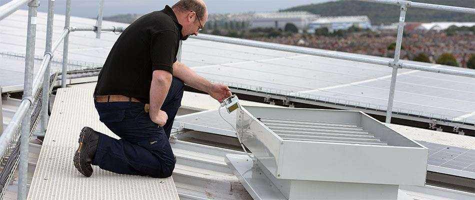 Установка систем дымоудаления и вентиляции в Москве