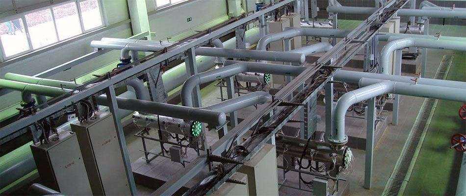 Промышленная канализация в Москве