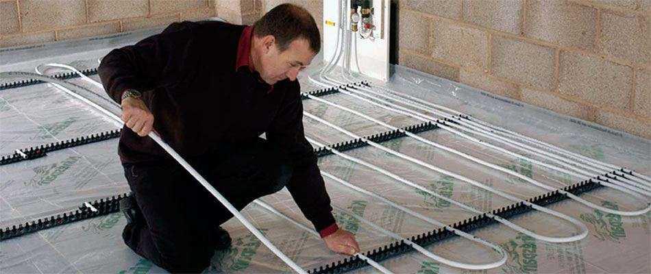 Монтаж систем отопления в Москве