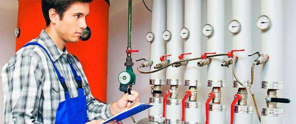 Монтаж отопления в Москве