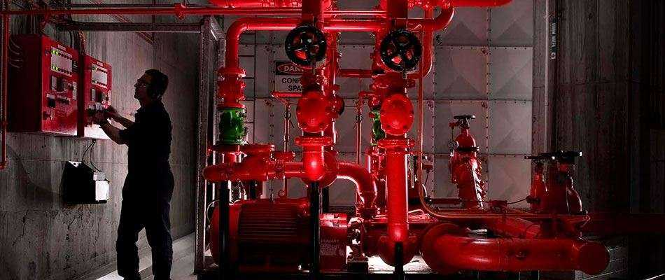 Почему монтаж систем пожарной безопасности доверяют ООО «СПБ»