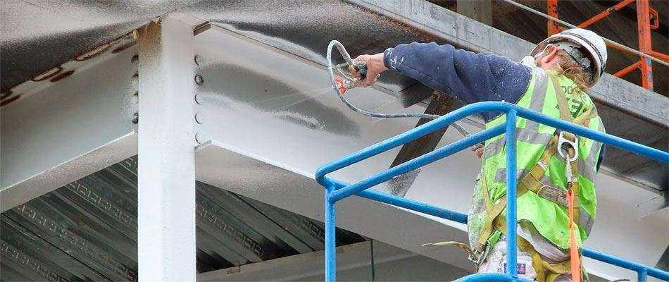 Для чего необходима огнезащита стальных конструкций