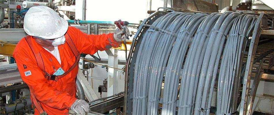 Огнезащита кабелей и кабельных линий в Москве