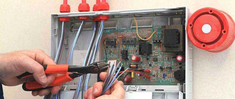 Монтаж систем пожарной сигнализации в Москве - ООО «СПБ»