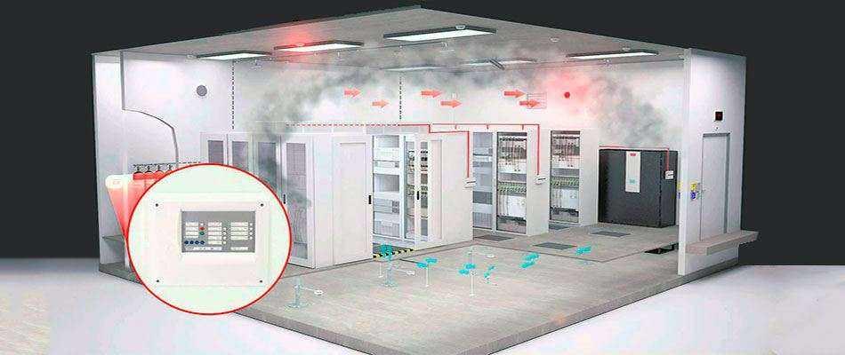 Проектирование пожаротушения в Москве