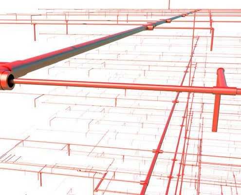 Проектирование систем пожарной безопасности в Москве