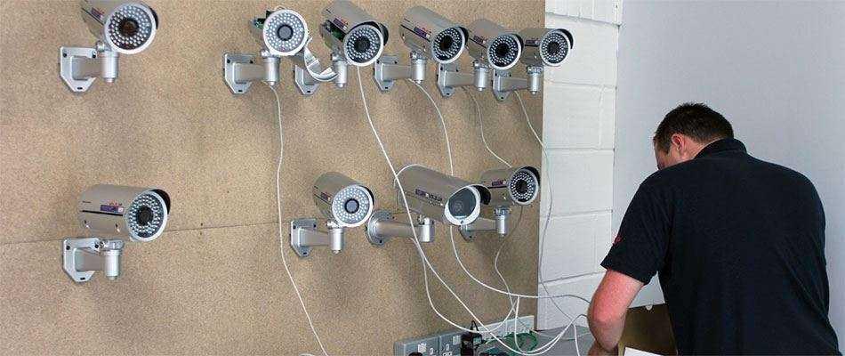 Проектирование систем видеонаблюдения в Москве