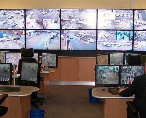 Проектирование видеонаблюдения в Москве