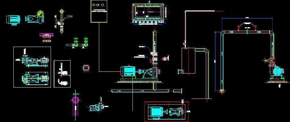 Проект пожарного водопровода в Москве