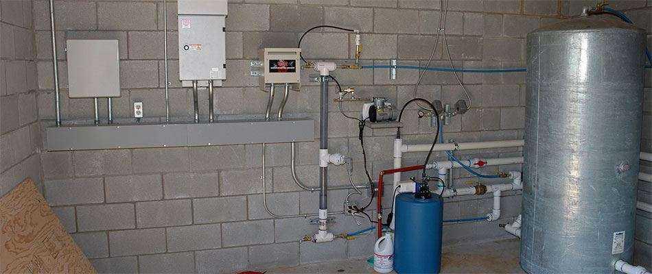 Монтаж холодного водоснабжения в Москве