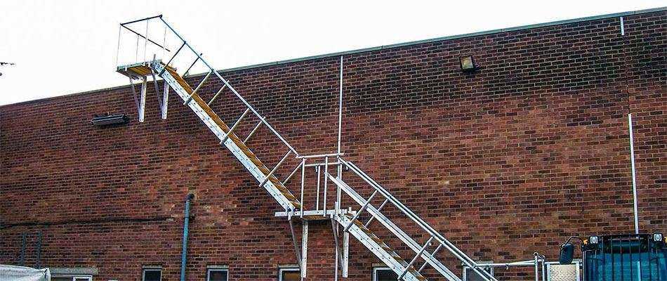 Испытание лестниц и ограждений