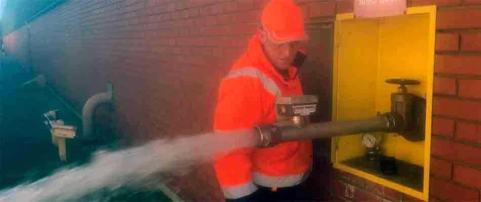 Экспертная проверка пожарных гидрантов