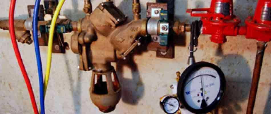 Проверка внутреннего противопожарного водопровода