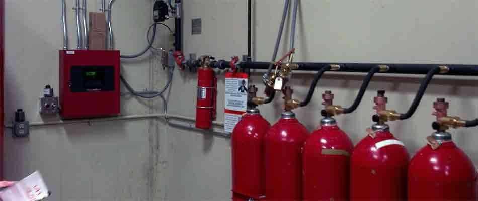 Экспертная проверка систем пожаротушения