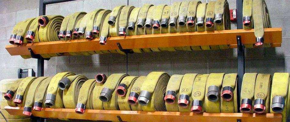 Обслуживание пожарных рукавов в Москве