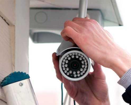 Обслуживание видеонаблюдения и ремонт систем в Москве