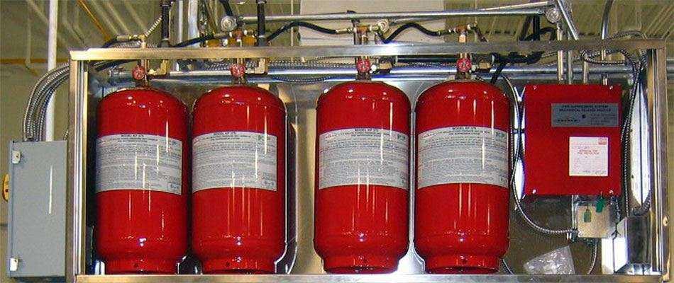 Техническое обслуживание и ремонт систем пожаротушения