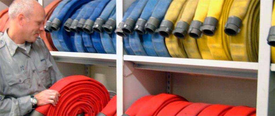 Проверка пожарных рукавов: периодичность