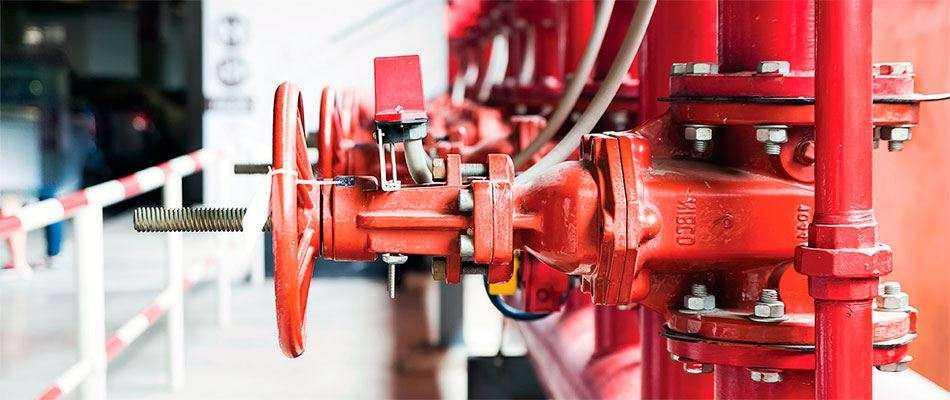 Техническое обеспечение пожарной безопасности