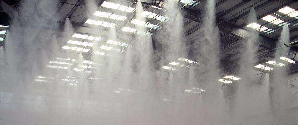 Рсчёт водяного пожаротушения