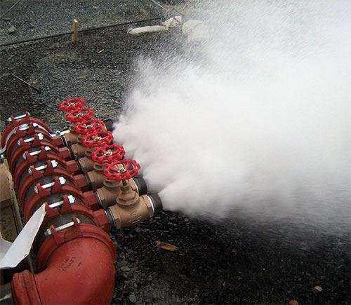 Испытание и проверка систем пожарной безопасности