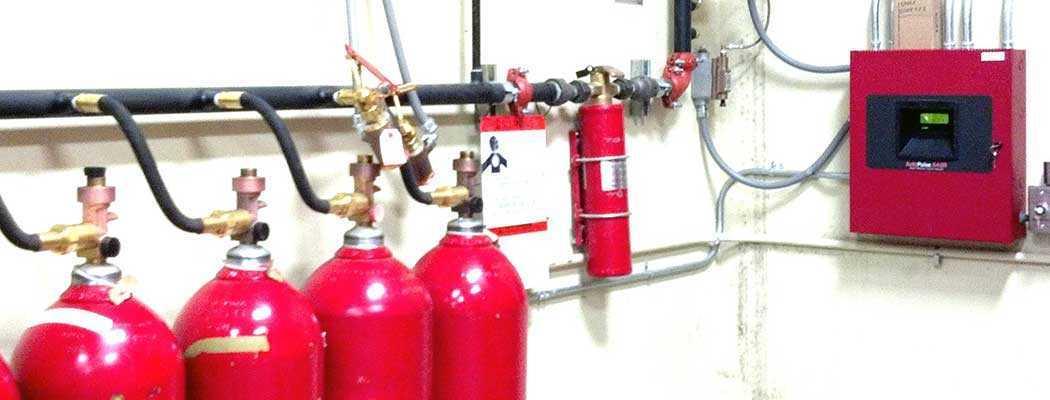 Монтаж тушения сухой водой и установка систем в Москве - ООО «СистемаПожарнойБезопасности»